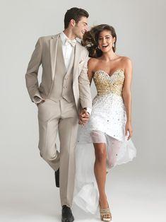 champagne gold tuxedo | Custom-made-Champagne-tuxedo-groom-wedding-suit-groom-wedding-suits ...