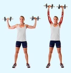 Training complexes can take your workout to the next level, burning fat and building muscle in less time. Here is how to burn fat & build muscle with training Quick Easy Workouts, Fast Workouts, Toning Workouts, Weight Exercises, Workout Routines, Back Toning, Back Fat Workout, Fat Burning Workout, Tonifier Son Corps