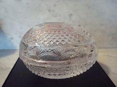 Vintage Avon Fostoria Soap Dish 1977