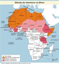 Islamismo na África