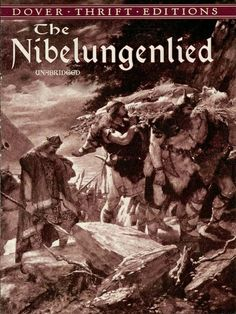 The Nibelungenlied by D. G. Mowatt  Prose translation of epic tale, best known to modern audiences as source for Wagner's Ring cycle, recounts the life and death of Sifrid (Siegfried), the dragon-slaying superman who can only be undone through betrayal.