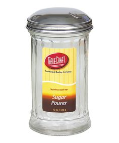 Take a look at this 12-Oz. Sugar Pourer today!