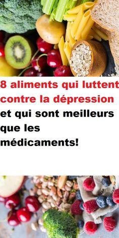 8 aliments qui luttent contre la dépression et qui sont meilleurs que les médicaments!
