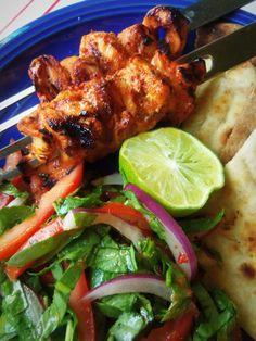 Grilled Buffalo Chicken Skewers - Everyones Blog Posts - Hispanic Kitchen