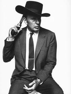 Gary Cooper, 1960.