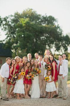 Elizabeth + Judson | Thistle Springs Wedding » Jennefer Wilson Photography I love their wedding!!!!