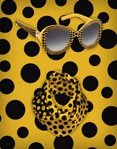More from Louis Vuitton and Japanese artist Yayoi Kusama