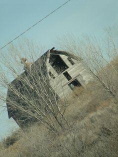 Pretty old barn