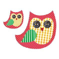 easy applique for an owl quilt.