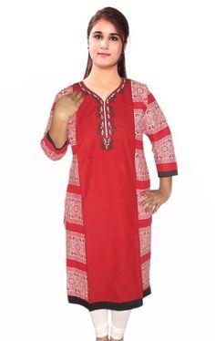 designer Indian Cotton tunic L kurtis kurti floral kurta printed ethnic blouse #Jaishivifashions #IndianKurti