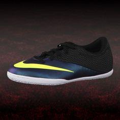 Adidas Messi 16 4 In J Fussball Hallenschuh Blau