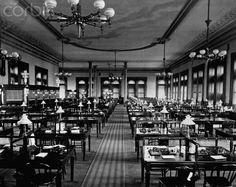 Interior of Western Union Ops Room NYC 1875.jpg (640×509)