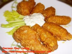"""Chicken Wings, Like Hooters. Hooters is also known for their chicken wings beside their attractive waitresses clad in short orange shorts and white sleeveless shirt, Hooters Philippines is celebrating their 2nd aniversary. Forget about the Hooters Girls. Let's try to replicate their breaded """"Nearly Word Famous Chicken Wings"""". It's been some time when I tough...Read More »"""