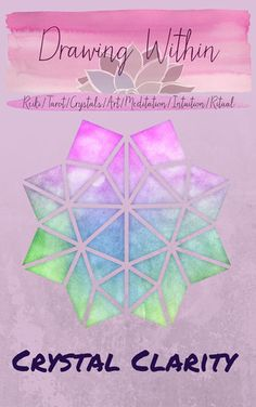 Crystal Clarity — Drawing Within :: Intuitive Reiki, Tarot Readings, Tarot E-course, Crystals, & More!