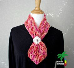Hugs & Kisses Cowl by Pattern-Paradise.com Tutorial ༺✿ƬⱤღ  https://www.pinterest.com/teretegui/✿༻
