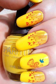 Summer Nail Design..