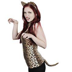 Leopardi Asusteet | Cybershop Halloween Stuff, Halloween, Halloween Prop