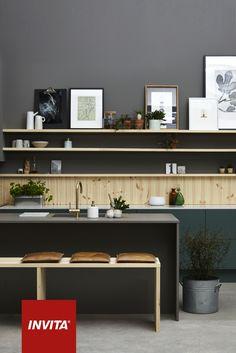 """Igansæt din egen """"urban gardening"""" og integrer krydderurter og grønne planter i dit naturlige køkken."""