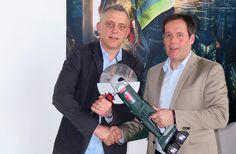 Innovationsführer bei Elektrowerkzeugen und Zubehör fördert Netzwerk Metall Innovation, Fictional Characters, Power Tools
