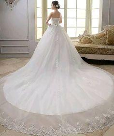 Vestido de Noiva - 16158853 | enjoei :p