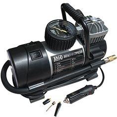 JACO RoadPro Tire Inflator Pump - Premium 12V Portable Air pump