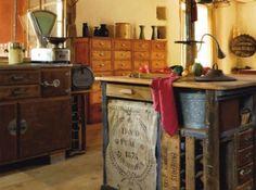 Eco house France Kitchen