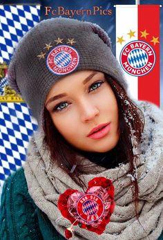 Fc Hollywood, Munich, Sexy, German, Winter Hats, Soccer, Beautiful Women, Girls, Sports