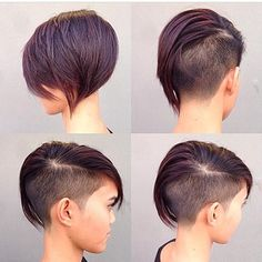 Pinterest :   Ada Trends 2018, Shaved Sides, Headbands, Hair, Fashion, Short Fringe Hairstyles, Hairstyles 2018, Newest Hairstyles, Woman