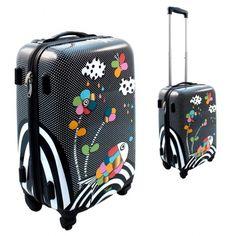 Mala de Viagem com Rodinha Voyage - Preta