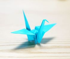 Picture of How to Make a Paper Crane