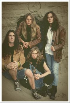 Alice in Chains. Great band. Too bad a great voice left us too soon.