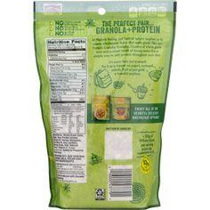 Nature Valley��� Granola Protein Oats 'N Honey Crunchy Granola Bag 11 oz Crunchy Granola, Granola Cereal, Nature Valley Granola, Oats And Honey, Protein Nutrition, Yogurt Parfait, Easy Snacks, Corn Syrup, Feel Good