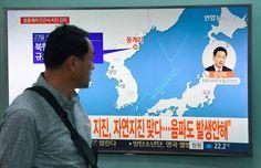 Earthquake strikes North Korea near nuclear test zone; reasons unclear