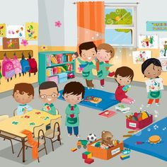 cb22640e56fe5928828ab3515cc61bbc jpg 590×590 Drawing for kids Kindergarten classroom Kids