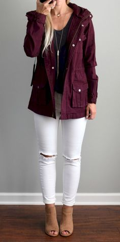 Awesome 61 Trending Fall Outfits Ideas to Fill Out Your Style