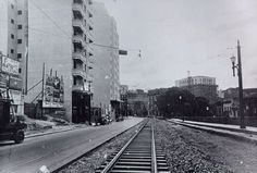 """Rua Xavier de Toledo"" – São Paulo, 1940"