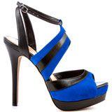 Jessica Simpson Eman - Cobalt Blue Suede