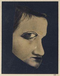 Hannah Höch - Der Melancholiker - 1925