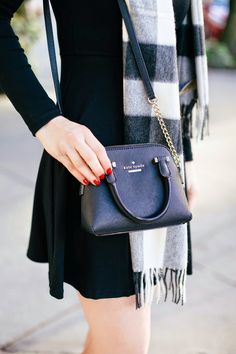 ✿ Burberry Scarf and bag ✿