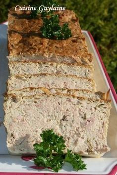 ^^Pain de thon sauce aïoli - Food and Drinks Fish Recipes, Snack Recipes, Snacks, Tapas, Fish Breading, Crockpot Recipes, Cooking Recipes, Aioli Sauce, Dinner Recipes For Kids