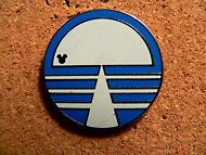 EPCOT Center Logos Disney Pin -WDW- 2015 Hidden Mickey Series - Horizons