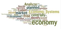 mixed economic system which means combining elements of the market and command economy What Is Economics, Mixed Economy, Factors Of Production, Economic Systems, Grammar And Vocabulary, Free Market, Personal Finance, Definitions, Clouds