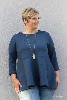 8fa45d9136627 Minerva 32-54 Schnittmuster, pattern from Schnittgeflüster Plussize  #schnittmuster #nähen #sewing