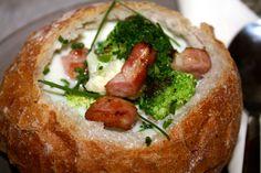 Blomkålsuppe i brød (foodbyvictoria)