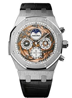 Royal Oak GRANDE COMPLICATION, Watch Reference 26552BC.OO.D002CR.01