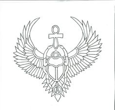 winged scarab - Google Search