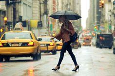 That New York Rain.