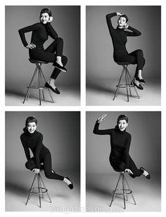 Go Ara - Harper's Bazaar Magazine December Issue '14