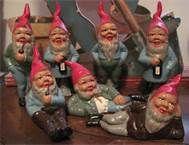 Antique Garden Gnomes - Bing Images