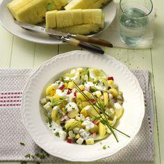 Salade de pommes de terre | Recette Minceur | Weight Watchers